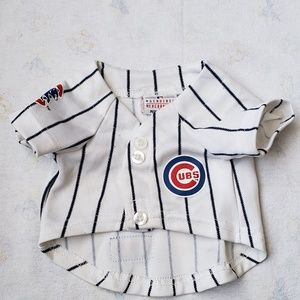 Pets First MLB Cubs Jersey